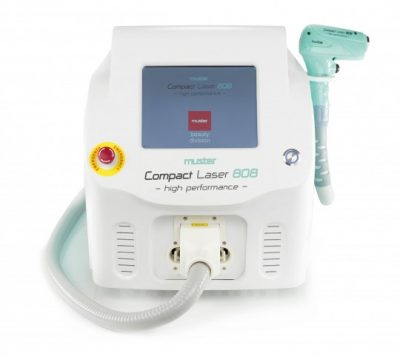 Compact laser 808_Muster_Dikson_PCS Cosmesi Professionale